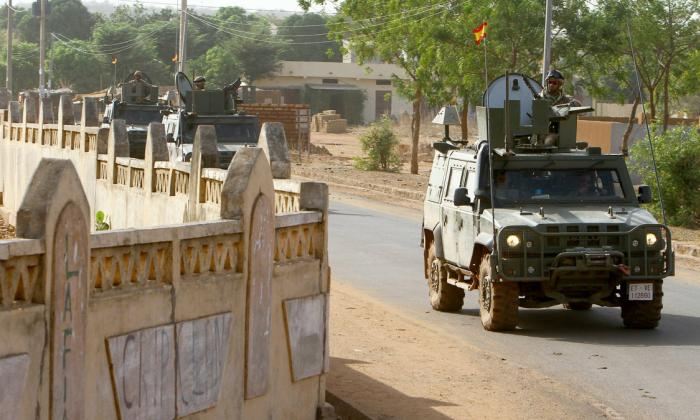 Hallan bomba en hotel donde se aloja la misión militar europea en Mali