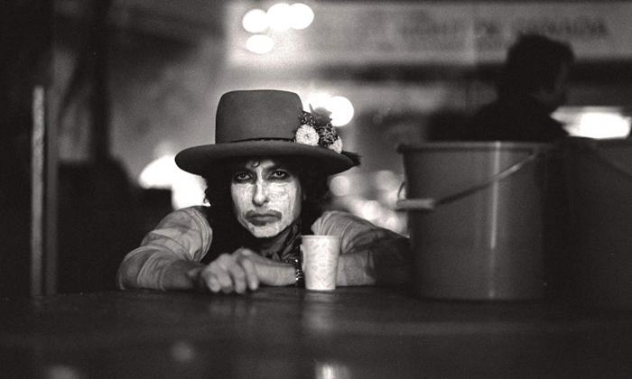 Scorsese rejuvenece a Bob Dylan en su documental