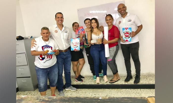 'English for freedom', el programa para enseñar inglés a la reclusas de El Buen Pastor