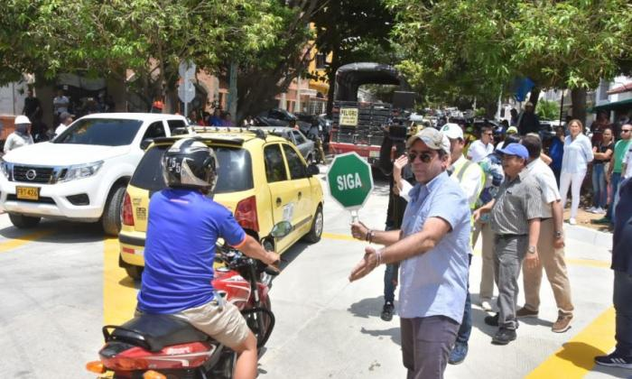 Abren nuevo tramo de la carrera 43, en el norte de Barranquilla