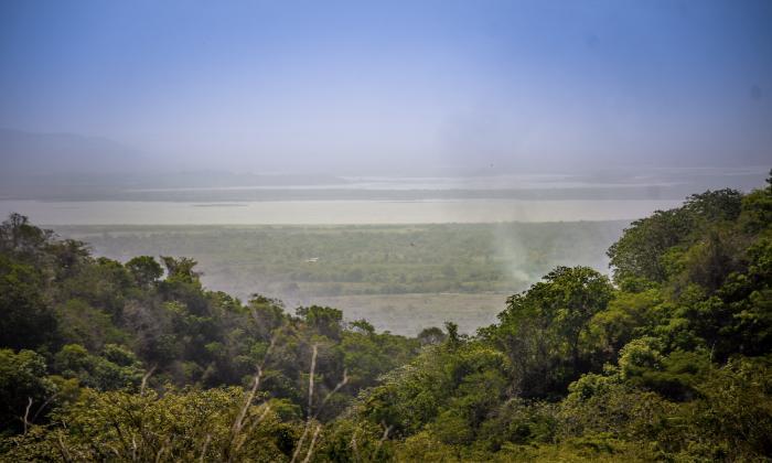 Bijibana, 1.528 hectáreas de pura naturaleza en Atlántico