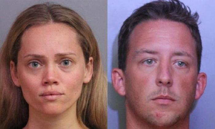 Víctima de violencia doméstica en EEUU entrega armas de su esposo y es acusada de robo