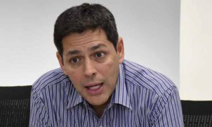 Carlos Zenteno, presidente de Comcel S.A.