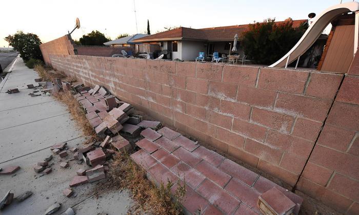 Sismo en Sur de California, el más fuerte desde 1999