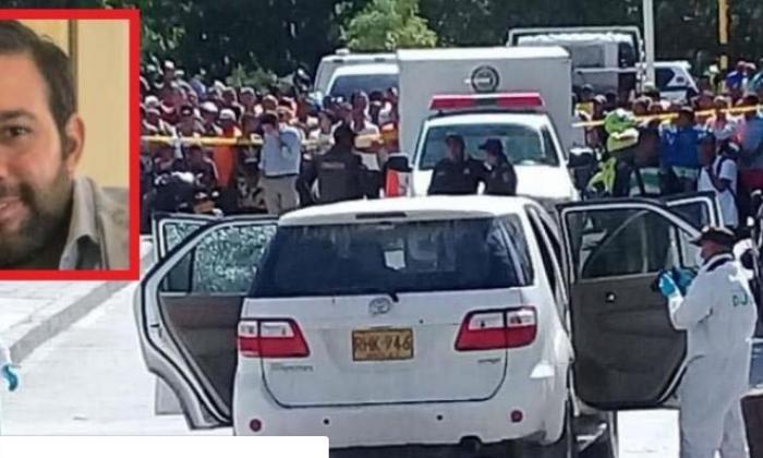 Conmoción en Santa Marta por asesinato del empresario bananero Hali Saghair