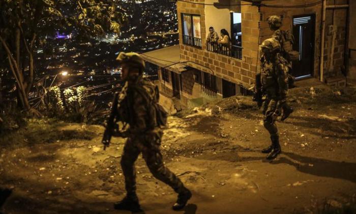 JEP indagará restos de desaparecidos en la Comuna 13 de Medellín