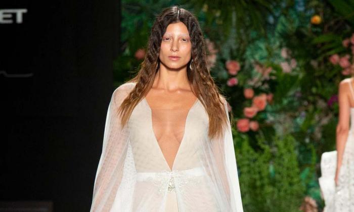 """La """"moda sostenible"""" llega a las pasarelas de Colombiamoda"""