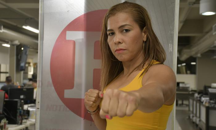 Liliana Palmera regresa al cuadrilátero este sábado en Puerto