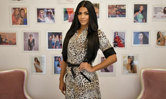 Curazao le apunta a Miss Universo desde Barranquilla