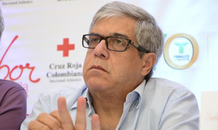 Ramón Dávila, gerente de Gases del Caribe