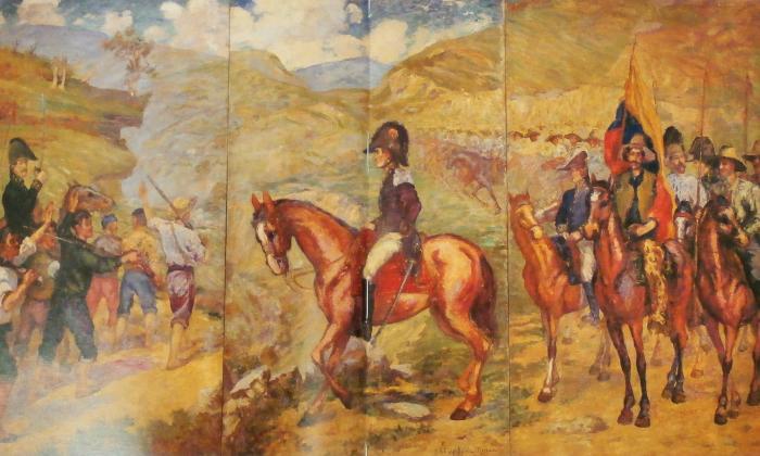 La Independencia del Caribe colombiano: 10 de octubre de 1821, por Adelaida Sourdis