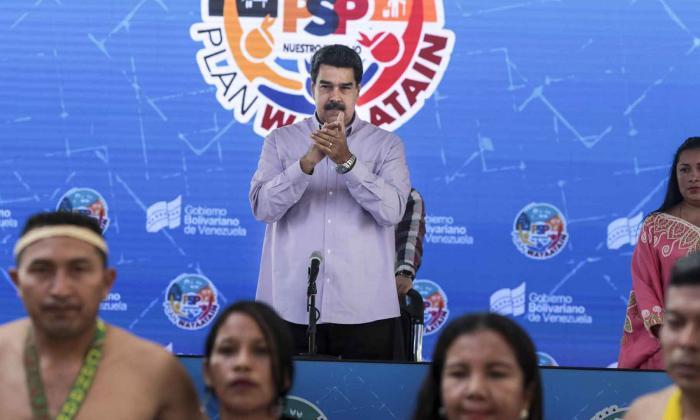 Maduro desde hace rato viene protegiendo criminales: Duque