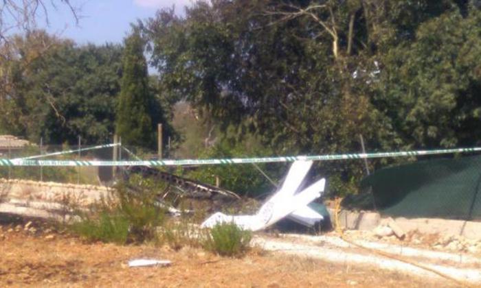 Helicóptero y avioneta chocan en el aire y siete personas mueren en España