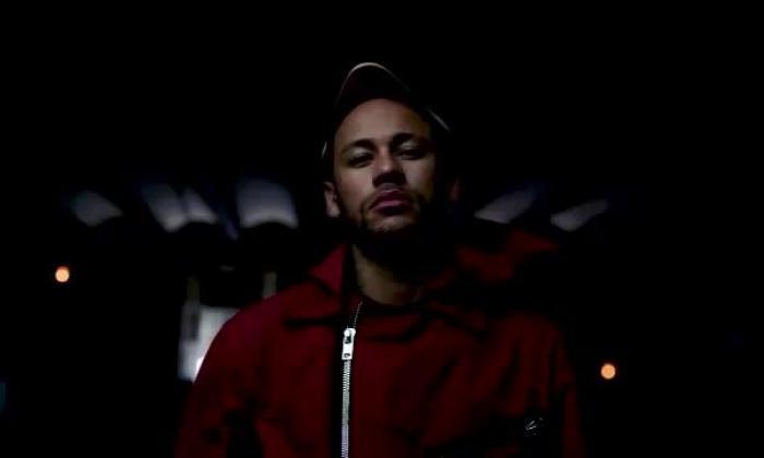 En video   Neymar confirma su participación en La Casa de Papel 3