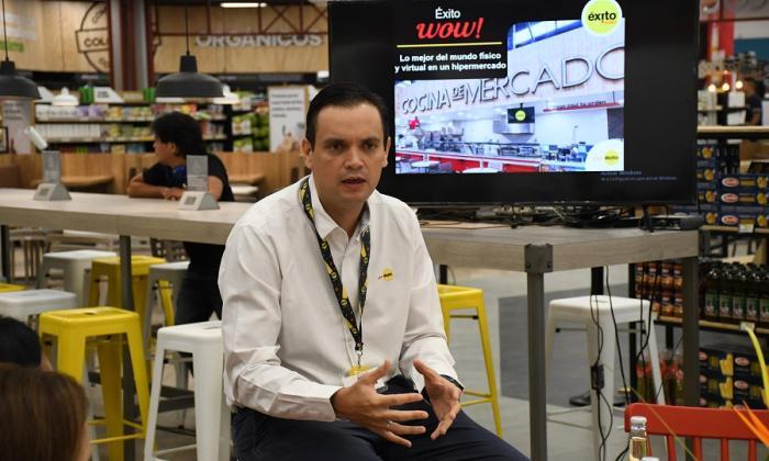 Grupo Éxito abre formato Wow en Viva Barranquilla