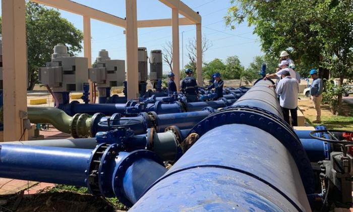 Por instalación de válvulas no habrá agua en seis sectores de Puerto Colombia