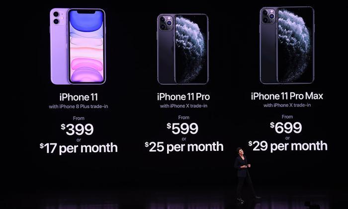 Apple destacó una mayor duración de la batería y una mejor resistencia a los golpes y al agua.