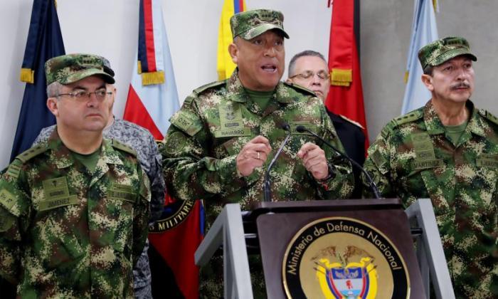 FFMM dice que Venezuela busca bloquear sus infraestructuras con ayuda de grupos armados