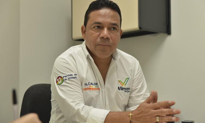 Wilman Vargas, a la alcaldía de Puerto Colombia