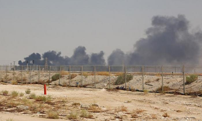 Instalaciones petroleras del gigante saudita Aramco en el este del reino.