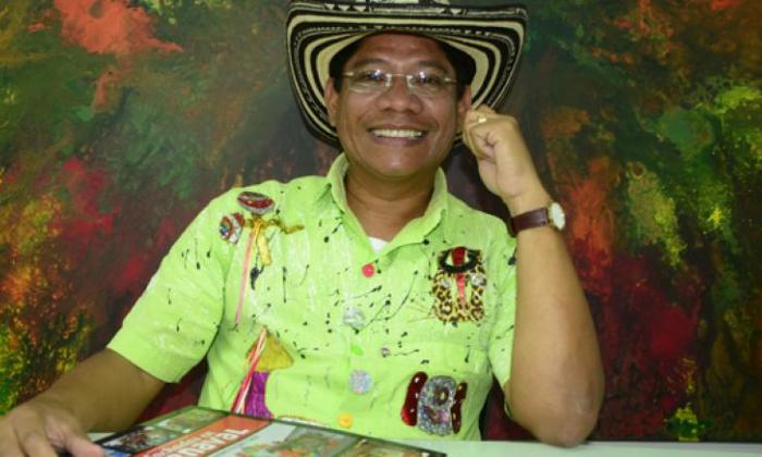 Alcides Romero, Rey Momo del Carnaval de Barranquilla 2020