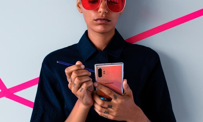 Samsung Galaxy Note 10, tecnología multimedia a la vanguardia