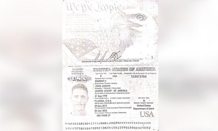 Aspectos del pasaporte del extranjero.