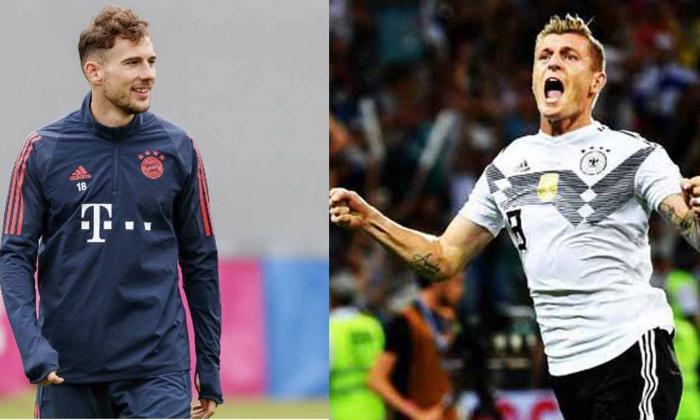Kroos y Goretzka vuelven a la Selección Alemania