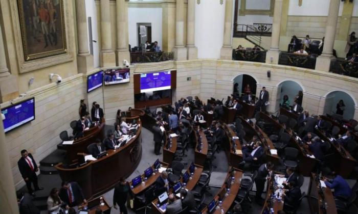 Ley de Financiamiento empieza su trámite esta semana en el Congreso