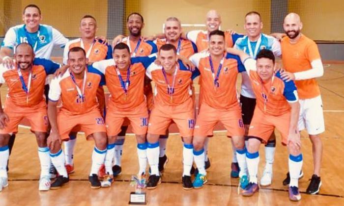 CUL repite título nacional de futsal
