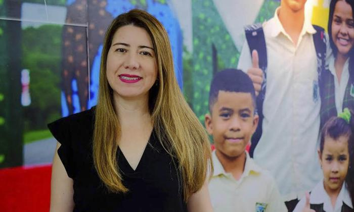 Designan a Mónica Torres como secretaria de Educación (e) del Atlántico