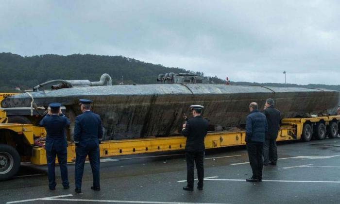 Perú intercepta narcosubmarino con unos 2.000 kilos de droga