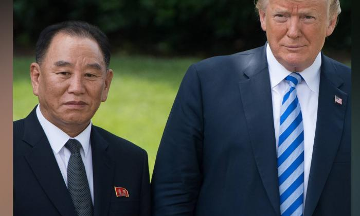 """Funcionario norcoreano califica a Trump de """"anciano impaciente"""""""