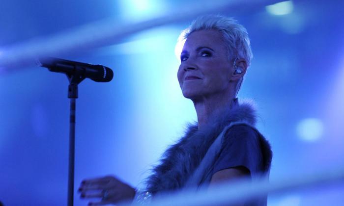 En video | Fallece la vocalista  del dúo sueco Roxette