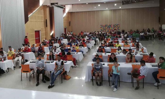 II Torneo Navideño de ajedrez Expedito Jiménez