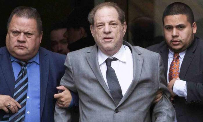 El lunes comienza en Nueva York  juicio de Harvey Weinstein