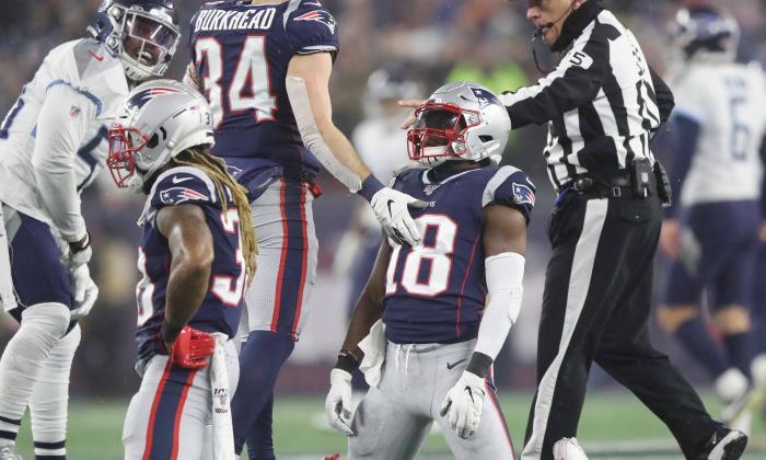 Los Titanes eliminan a los Patriotas de Tom Brady 20-13