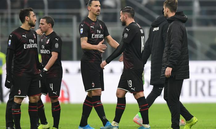 Milan empató ante la Sampdoria en el debut de Ibrahimovic