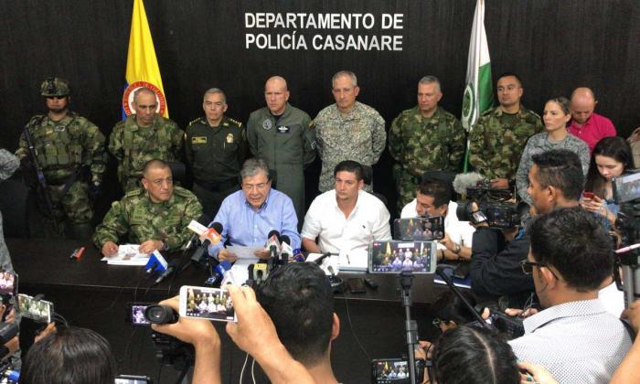Atribuyen a ELN el ataque a base áerea en Yopal, Casanare