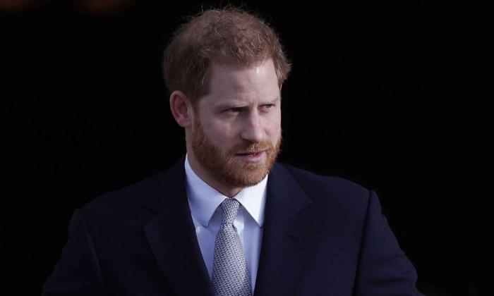 """""""Nuestra esperanza era seguir sirviendo a la reina"""": príncipe Harry"""
