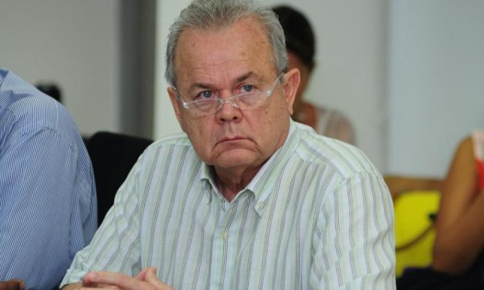Ricardo Plata Cepeda, comité intergremial.