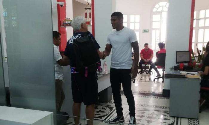 """Solo es un hasta luego"": Rafa Pérez"