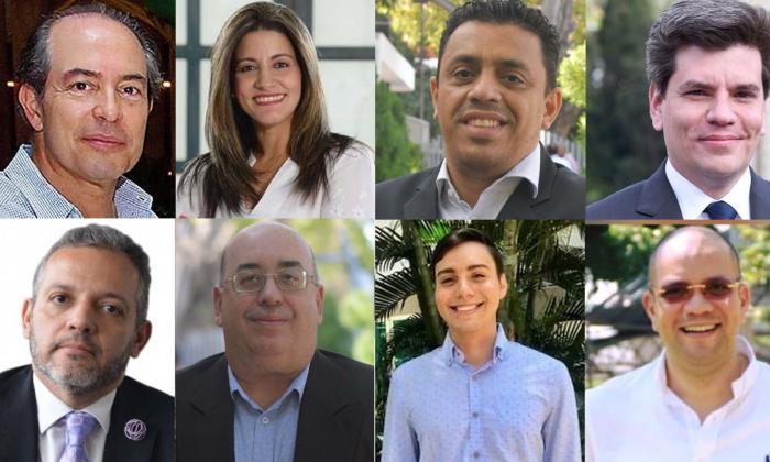 """Seis miembros de """"altos perfiles"""" entran en la Sala General de la UAC"""