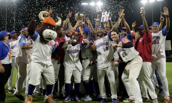 República Dominicana vence a Venezuela y se corona campeón de la Serie del Caribe