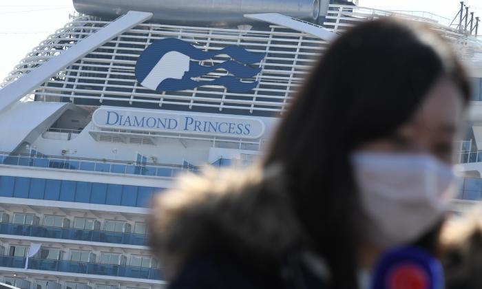 Muere por coronavirus un tercer pasajero del crucero Diamond Princess