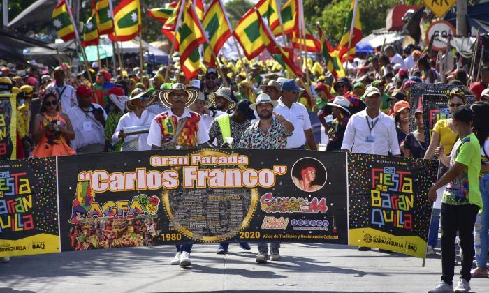 Autoridades entregan balance positivo en materia de seguridad durante Carnaval