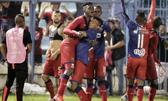 Medellín abre la fase de grupo de la Libertadores ante Libertad