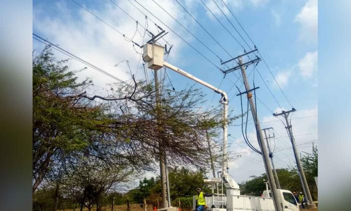 Suspenderán energía este viernes en sectores de Barranquilla y Puerto Colombia
