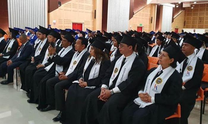 Uniatlántico reconoce errores en diplomas de grado entregados durante la última ceremonia