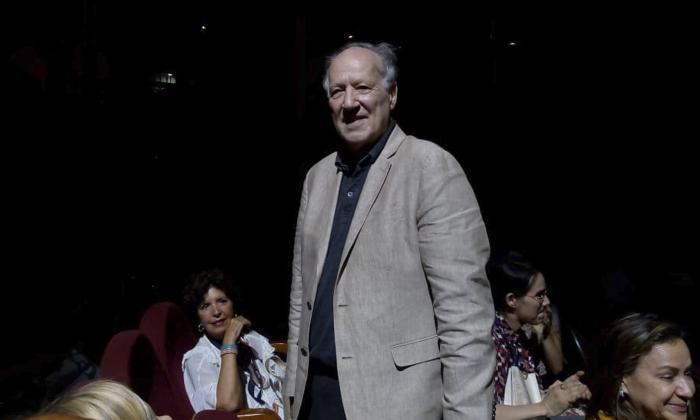"""""""Me considero un soldado del cine"""": Werner Herzog"""
